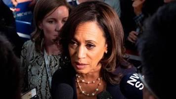 US-Wahl: Verlogene Kamala: So aggressiv reagiert das Trump-Team auf Bidens Vizekandidatin Harris
