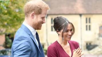 Prinz Harry und Herzogin Meghan: Sie haben Haus in Santa Barbara gekauft