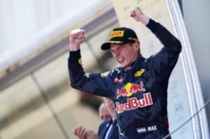 Formel 1 in Spanien: Verstappen vor Barcelona: Erwarte dort keine Wunder