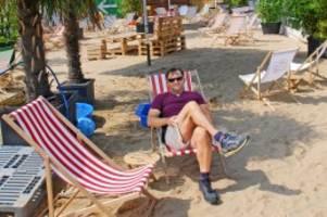 Pandemie: Oldesloer Disco wird in Corona-Zeiten zu Beachclub