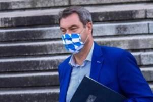 Regierung: Panne mit Corona-Tests: Söder sagt Besuch an der Nordsee ab