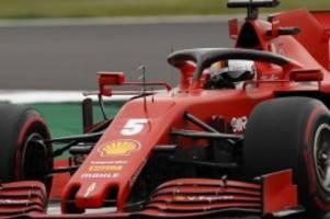 Formel 1: Letzter Ausweg: Neues Chassis für Vettels Ferrari