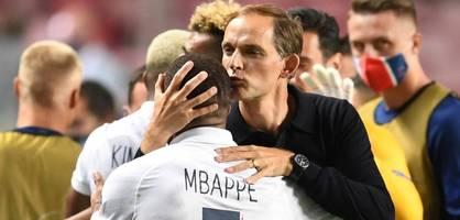 Last-Minute-Sieg für Tuchel: Paris wirft Bergamo aus der Champions League