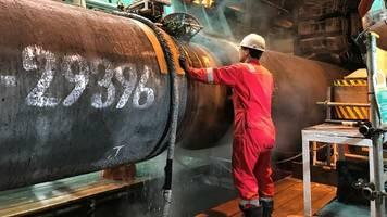 "Nord Stream 2: Zypries nennt US-Gesetz ""völkerrechtswidrig"""