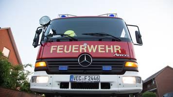 Lastwagen brennt auf Autobahn 7: 120 000 Euro Schaden