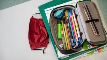 maske in schulen: neue corona-regeln sind in kraft