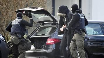 Rechte Terrorpläne: Gruppe S. hatte Kalaschnikow schon bestellt