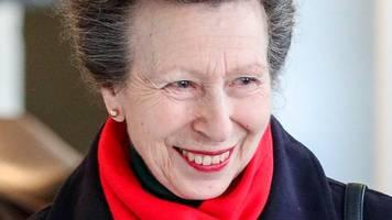 Corona-Krise: Pläne zum 70. Geburtstag von Prinzessin Anne geplatzt