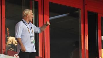 Nach Viertelfinal-Aus: Völler hatte sich in Europa League mehr erhofft