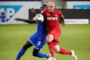 BuLi: 1. FC Köln vs. Hoffenheim: live im TV, Stream & Live-Ticker