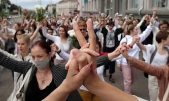 Belarus: Festgenommener Demonstrant tot