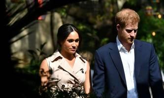 Prinz Harry und Herzogin Meghan haben Haus in Santa Barbara gekauft