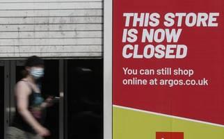 corona-krise:britische wirtschaft bricht um mehr als 20 prozent ein
