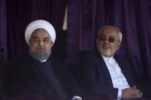 Waffenembargo gegen Iran: Ruhani droht erneut mit Konsequenzen