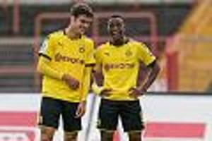 """""""Der beste 15-Jährige, den ich je gesehen habe"""" - Haaland schwärmt, Zorc lobt: BVB-Talente schon bereit für den Durchbruch?"""