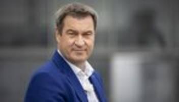 Markus Söder: Livestream: Erklärung zur Corona-Testpanne in Bayern