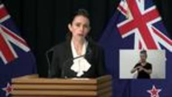 Neuseeland: Regierungschefin rechnet mit Anstieg von Corona-Infektionen