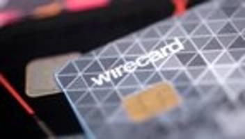 wirecard-aktien: finanzaufseher handelten mit wirecard-papieren