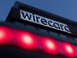 kurz vor der pleite: bafin-mitarbeiter handelten wirecard-aktien