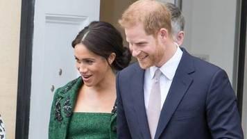 Prinz Harry und Herzogin Meghan: In diese Traumvilla sollen sie gezogen sein