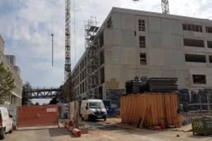 Tegel-Quartier: Pläne für das Tegel-Center ändern sich ständig
