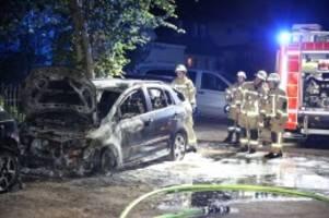 brandanschlag: auto von berliner afd-sprecher gläser angezündet