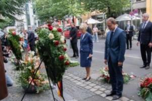 Mauerbau vor 59 Jahren: Erinnerung an Opfer der deutschen Teilung