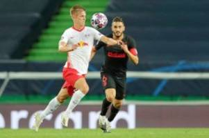 Fussball: Champions League: RB Leipzig überrascht Atletico Madrid