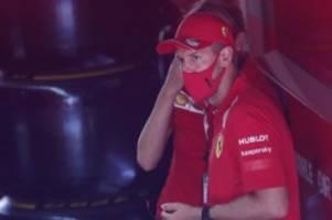 Ferrari-Krise: Vettel zurückhaltend: Keine Wunder dank neuem Chassis