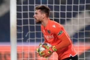 Fußball: Zieler soll Horn Dampf machen: Rückkehr zum 1. FC Köln