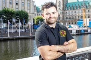 hamburg: gareth jackson ist der neue coach der hrc-rugbymänner