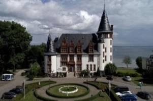Tourismus: Das Ex-Schnitzler-Schloss Klink steht wieder zum Verkauf