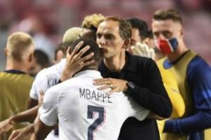 champions league: psg feiert halbfinal-einzug