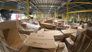 Corona-Bonus: Amazon zahlt Versandmitarbeitern in Deutschland 500 Euro