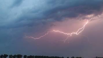 Unwetter in Rheinland-Pfalz: Donnerstag wieder Starkregen