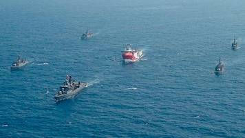 Streit um Gas: Kriegsschiffe kollidiert?  – Erdogan droht Griechenland