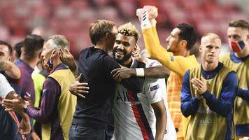 Champions League - Choupo-Moting sei Dank: PSG und Tuchel im Halbfinale