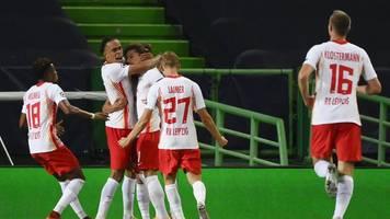 Champions League - Missão Final geht weiter: RB Leipzig entzaubert Atlético
