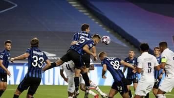 Champions League - Trotz Aus gegen PSG: Bergamo und Italien stolz auf Atalanta