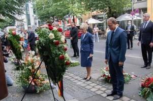 Erinnerung an Opfer der deutschen Teilung