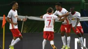Champions-League-Viertelfinale: Leipzig entzaubert Atlético