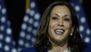 US-Präsidentschaftswahl: Trump verbreitet rassistische Verschwörungstheorie über Kamala Harris
