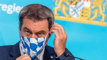 Corona-Test-Desaster in Bayern: Söder ist über sich selbst gestolpert