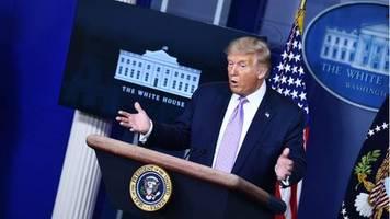 Die Morgenlage: Wegen Einwanderer-Eltern: Trump zweifelt Harris' Recht auf Vizepräsidentschaft an