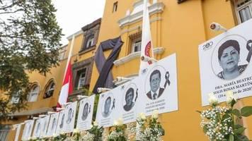 Lateinamerika: Je halbe Million Corona-Fälle in Mexiko und Peru
