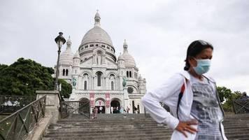 News zum Coronavirus: Frankreich erklärt Paris erneut zum Hochrisikogebiet