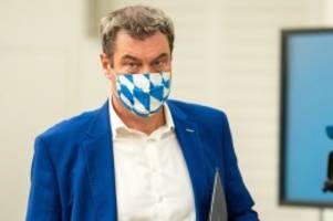 "Coronavirus : Markus Söder: Bayerns Corona-""Macher"" in der Krise"
