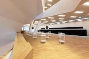 Corona: Kultur im Netz: So kam das Weiß in die Elbphilharmonie