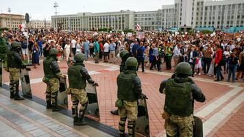 Lukaschenko: EU bringt Sanktionen gegen Belarus auf den Weg