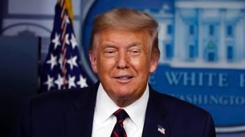 Trump zweifelt Harris' Recht auf Vizeamt an